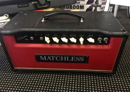 Matchless Clubman Reverb Head early 2004 Phil Jamison