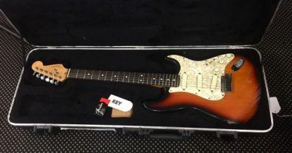 Fender Strat Plus 1997 Sunburst Rosewood Board