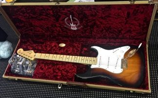 Fender Stratocaster 60th Commemorative Sunburst w/Gold Hardware
