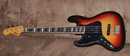Fender Jazz Bass 1974 Sunburst Left Handed