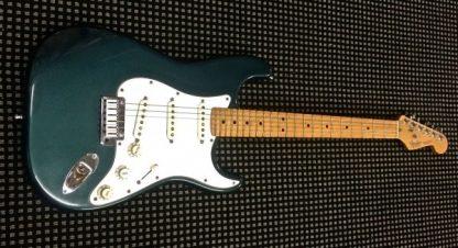 Fender Stratocaster USStandard 1987 Rare Gunmetal Blue