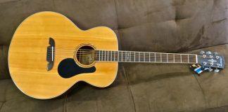 Alvarez ABT60 Baritone Guitar