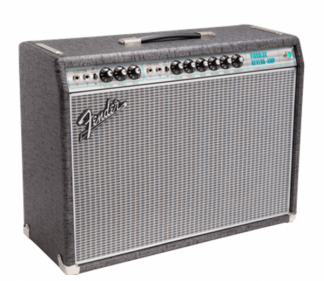 Fender LTD ED 1968 CUSTOM VIBROLUX Gun Metal