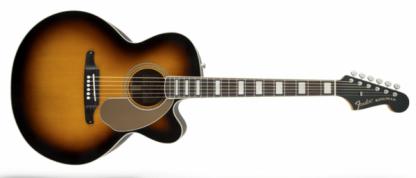 Fender Kingman Jumbo SCE Sunburst