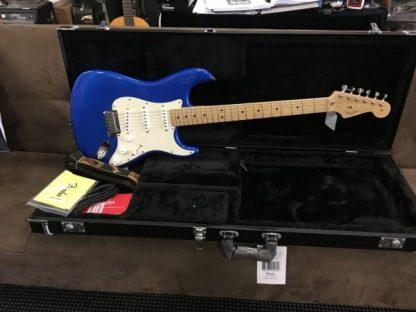 Fender Stratocaster 2004 American Standard 50th Year Chrome Blue