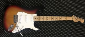 Fender Stratocaster 2006 American Standard 50th Year Sunburst
