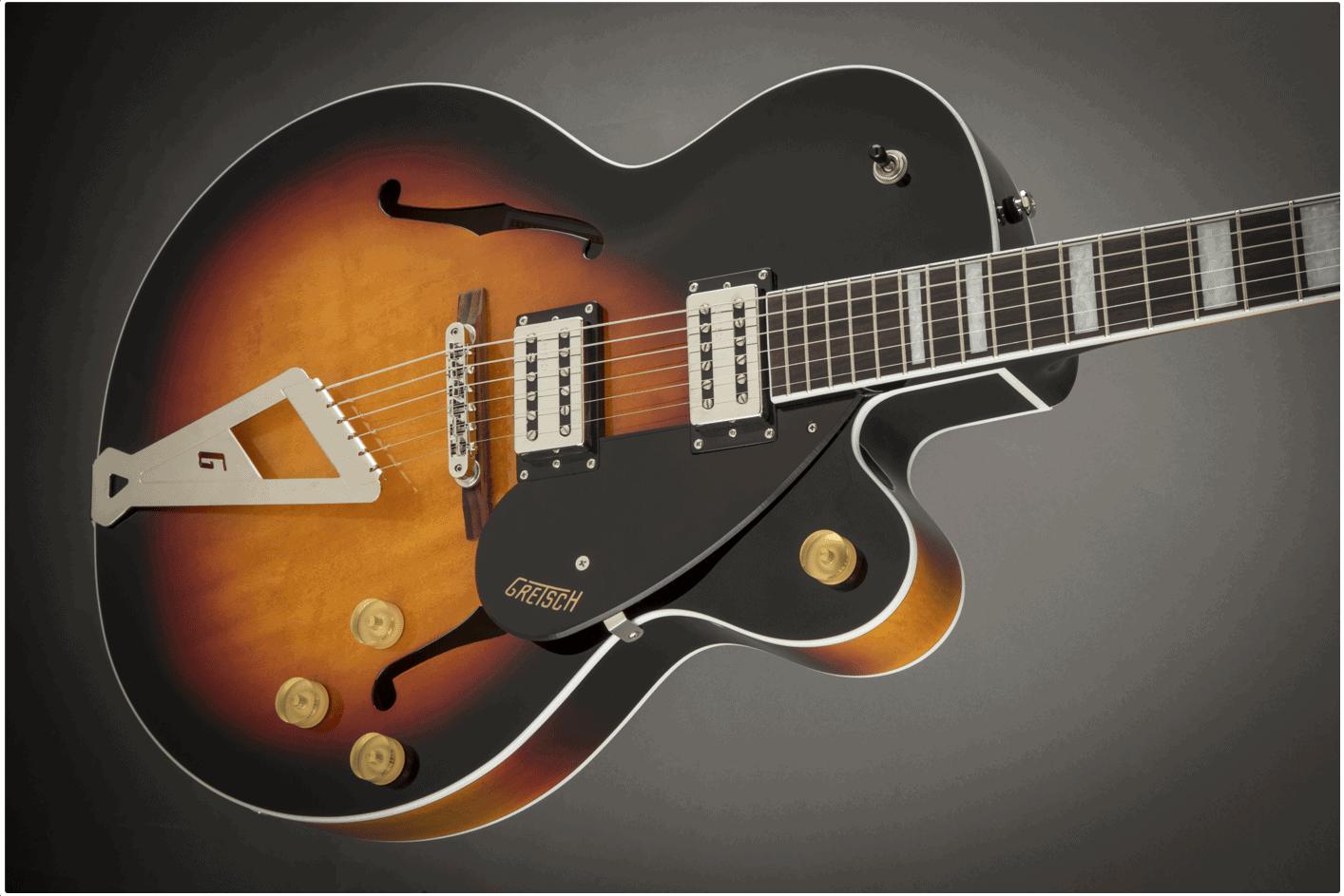 Aged Brooklyn Burst Gretsch G2420 Streamliner Electric Guitar