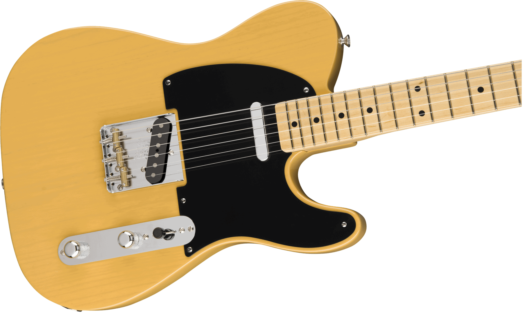 sold fender american original 39 50s telecaster maple fingerboard butterscotch blonde black dot. Black Bedroom Furniture Sets. Home Design Ideas