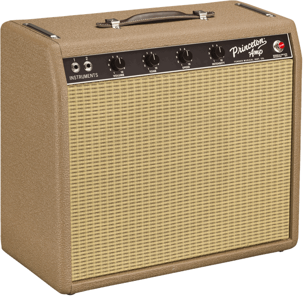 a fender 39 62 princeton chris stapleton hand wired brown tolex black dot music. Black Bedroom Furniture Sets. Home Design Ideas